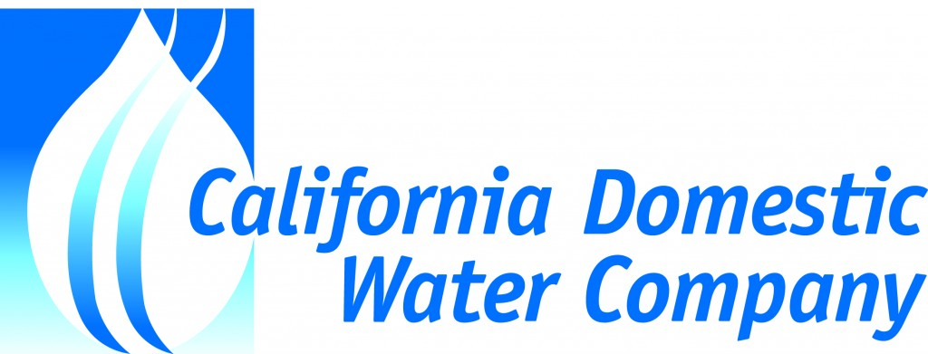 California Domestic Water District quarter page