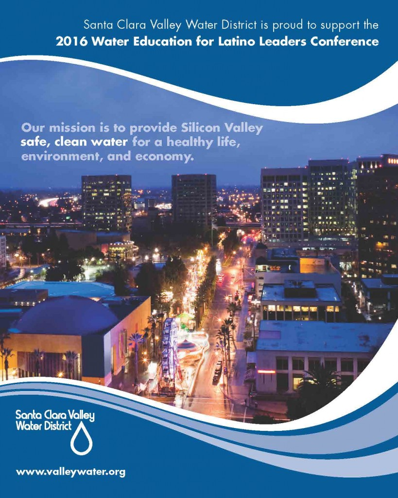 Santa Clara Valley Water District Full Page